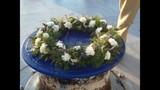 El Faro wreath laying ceremony
