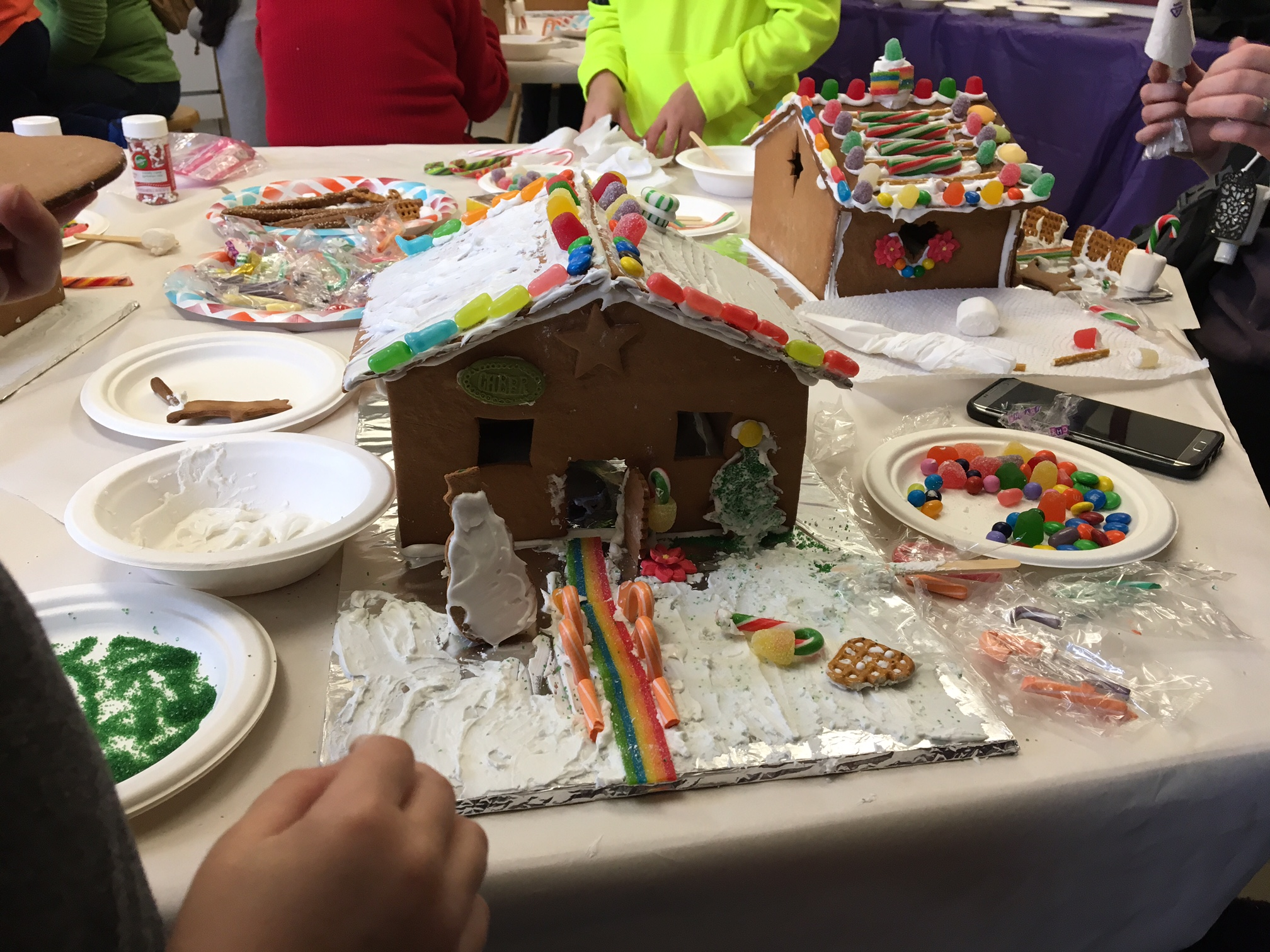 Learn How To Make Your Own Gingerbread House